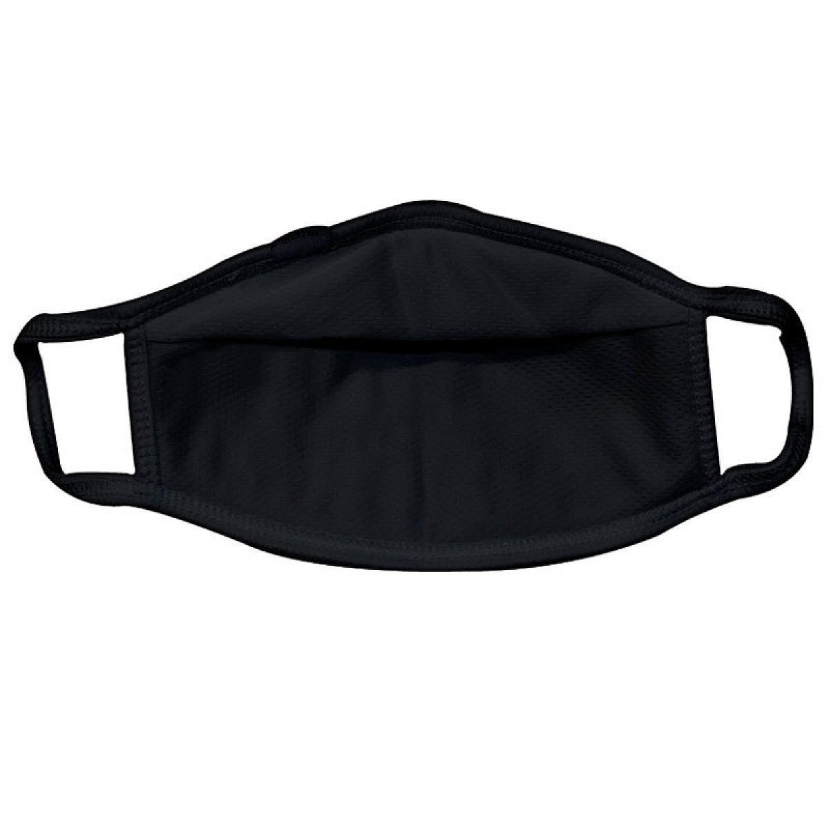 Protective mask, black